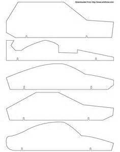 Pinewood Derby Corvette Template by 25 Best Ideas About Pinewood Derby Car Templates On