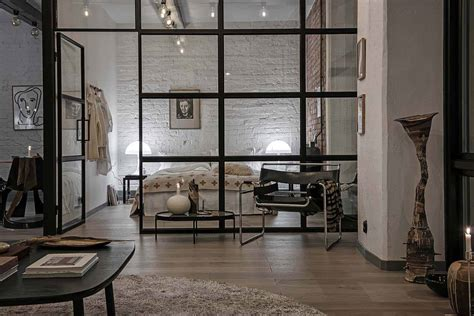 Warehouse Appartments by Compact Yet Bright And Airy Warehouse Style Apartment In