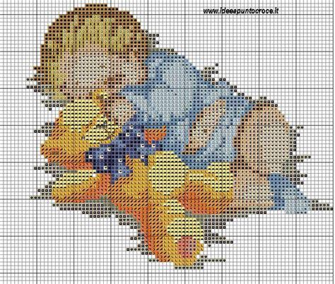pattern baby lyrics 4096 best infantiles images on pinterest cross stitch