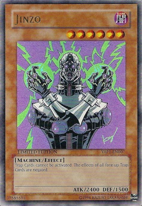 jinzo deck jinzo my yu gi oh deck wiki