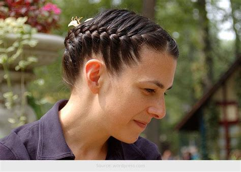 flipkart com ladies short crown 10 french braided hairstyles for long hair