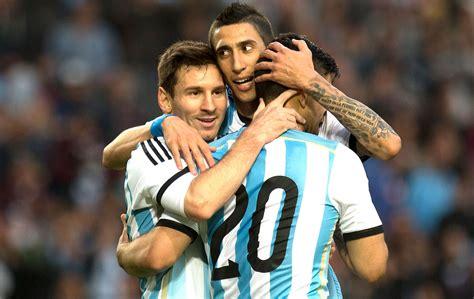 Calendrier Eliminatoire Mondial 2018 Zone Amerique Du Sud Coupe Du Monde 2018 Saoli A Convoqu 233 L Argentine Avec