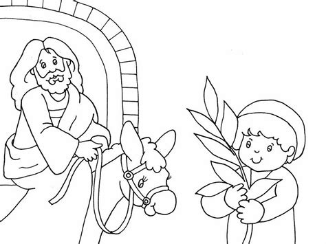 coloring pages palm sunday easter palm sunday coloring page coloring book