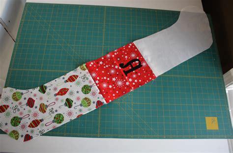 sew christmas stocking tutorial christmas stockings tutorial sew like my mom