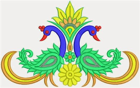 embroidery design hd embdesigntube an extraordinarily embroidered patch