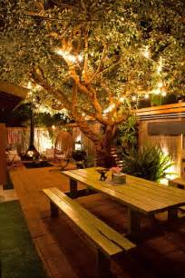 Patio Lights Ideas Great Diy Backyard Lighting Ideas Diy And Crafts Home Best Diy Ideas