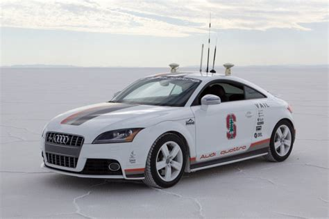 audi self driving car nevada embraces the future approves self driving cars