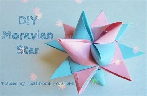 How To Make A Paper Moravian - how to moravian german tutorial paper weaving