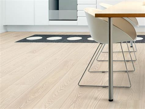 Laminate flooring with wood effect NATURAL ASH By Pergo
