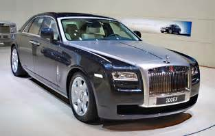 Rolls Royce Ghose 2012 Rolls Royce Ghost Extended Wheelbase Wallpaper