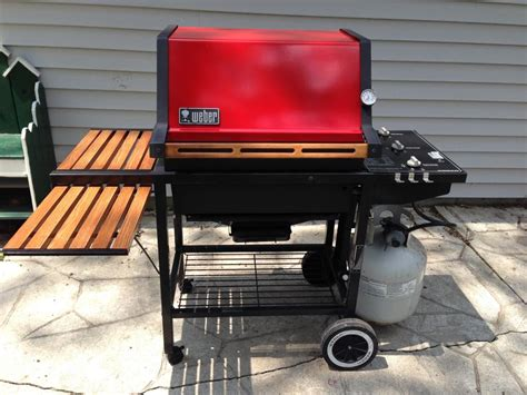Top Lx 8120 with the weber genesis ii series weber streamlined the