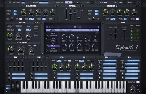 sylenth1 free download full version fl studio 12 sylenth1 lt skin updated by pureav on deviantart