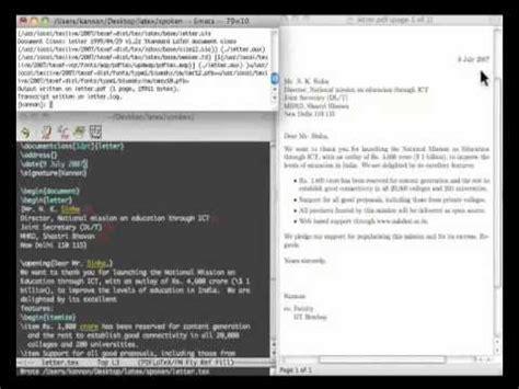 pattern language formal letter writing telugu youtube