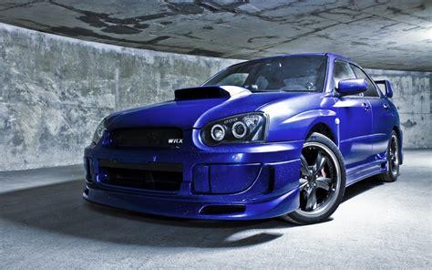 subaru blue subaru impreza wrx sti car blue 6949703