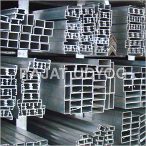 Extruded Aluminum Sections by Aluminium Heat Sink Manufacturer Exporters Supplier
