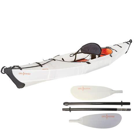 Oru Origami Kayak - oru folding kayak