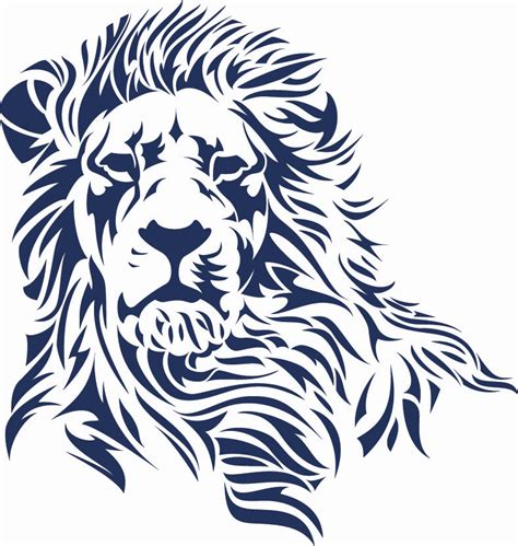 Lion Tattoo Logo | roaring lion outline tattoo cliparts co