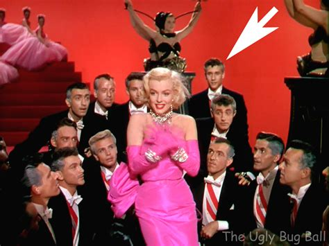 marilyn monroe gentlemen prefer blondes gentlemen prefer blondes the ugly bug ball