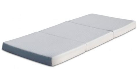 Do Memory Foam Mattresses Come Rolled Up by 4inch Tri Fold Memory Foam Topper Memory Foam Mattress Org