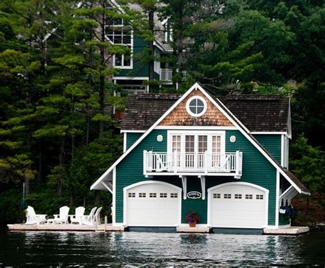 boat house canada ontario lakes and lake cabins on pinterest