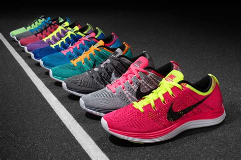 nike flyknit shoes nike flyknit lunar1 unveiled refined