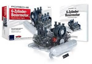 Porsche Boxer Engine Porsche Flat Six Boxer Engine Model Natex