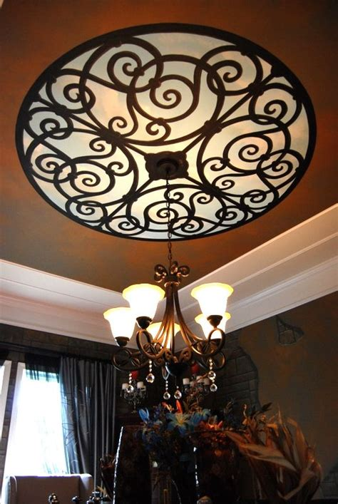 Dining Room Ceiling Murals 17 Best Images About Herreria On Metal Gates