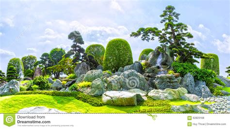 japanese rock garden pictures japanese rock garden in stock photo image 62823168