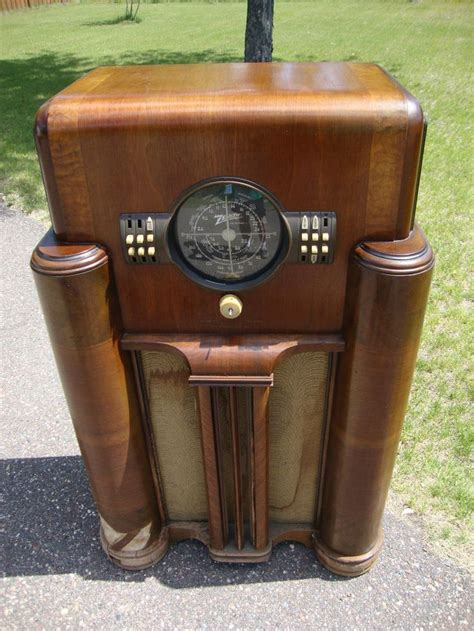 Zenith Floor Radio by 1000 Images About Deco Radios From Ebay On