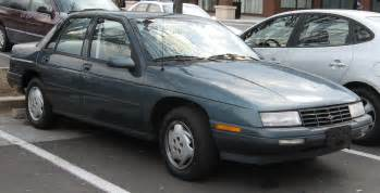 1991 chevrolet corsica pictures information and specs