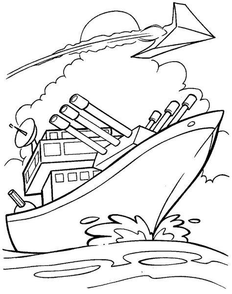 imagenes para colorear barco dibujos de barcos para colorear dibujos para imprimir y