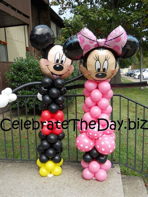 17 best ideas about mickey mouse balloons on