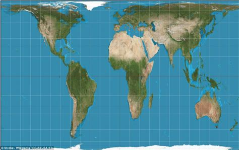 real world map why every world map you re looking at is wrong africa china and india are distorted despite