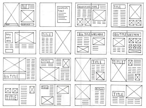 grid layout design ideas 25 best ideas about grid layouts on pinterest layout