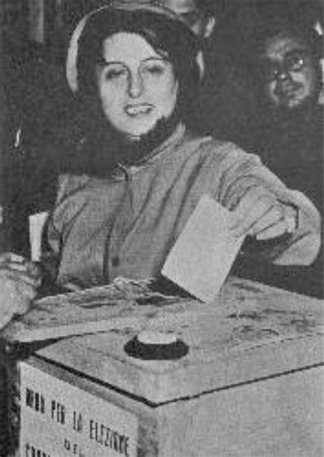 70 anni fa il voto delle donne in Italia. E oggi ci batte