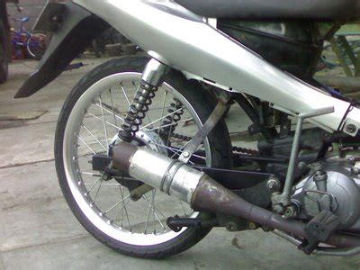 Boring Motor Tiger guns jupiter bore up piston tiger ternyata aman2 saja