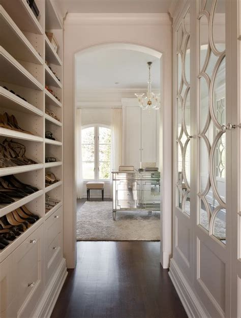 beautiful closets built in shoe shelves mirrored dresser and beautiful