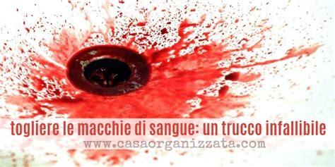 come togliere le macchie di sangue dal materasso togliere le macchie di sangue un trucco infallibile e