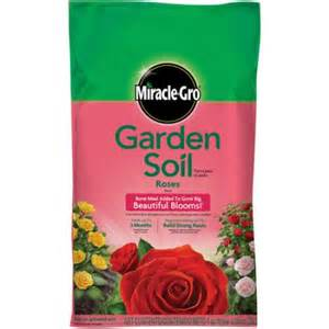 miracle gro garden soil for roses 1 cu ft walmart