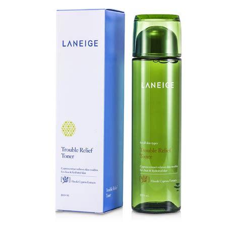 Toner Az Kosmetik trouble relief toner for clear hydrated skin laneige