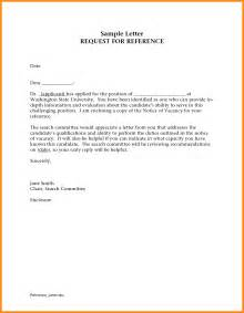 Request Letter With Attachment 8 Attachment Recommendation Letter Sle Plan
