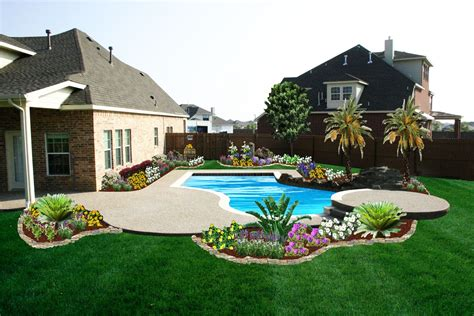 3d Backyard Garden Design Ideas Homefurniture Org Landscape Ideas Backyard