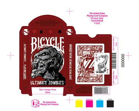 bicycle card tuck box template ultimate bicycle cards you can be a