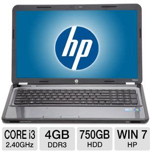 hp pavilion g7 1227nr refurbished notebook pc intel core