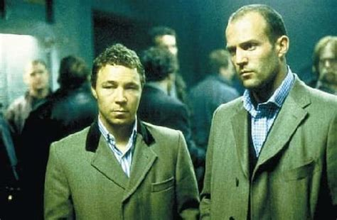 film jason statham brad pitt who is stephen graham actor who plays tattoo skulled