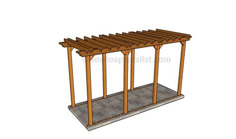 pergola design howtospecialist how to build step by peaked arbor plans howtospecialist how to build step