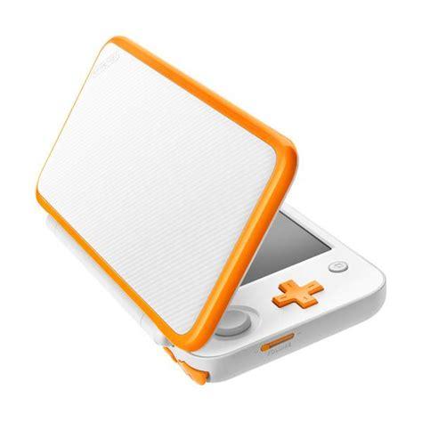 Nintendo New 2ds Xl White Orange New Nintendo 2ds Xl White 215 Orange Edition Brand New