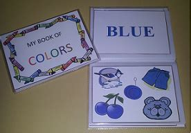 fun printables a color learning book
