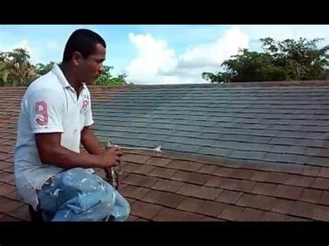 spray painting roof tiles spray techniques how painting roof shingles how to