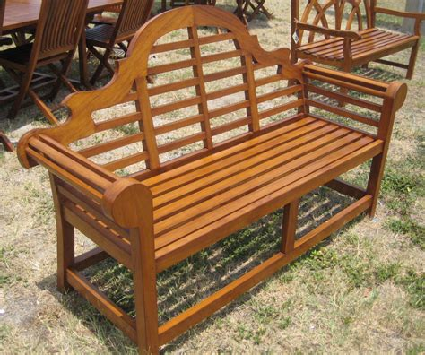 asian benches outdoor teak asian bench sold exotic home furnishings island inspiration intl